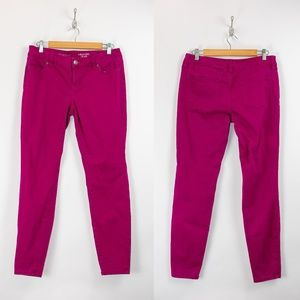 The Limited Fuschia Skinny Legging Jean 678